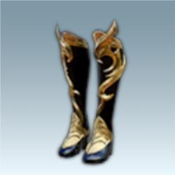 クルガの想像ブーツ