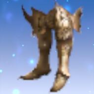 アデルの守護ブーツ