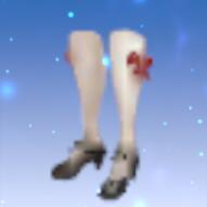 アデルの想像ブーツ