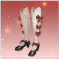 上級騎士の想像ブーツ