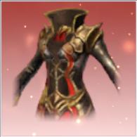 上級騎士の元素アーマー