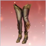 上級騎士の元素ブーツ