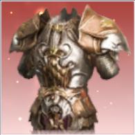 上級騎士の守護アーマー