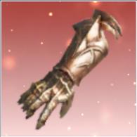 [上級騎士の守護]グローブアイコン