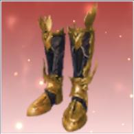 上級騎士の襲撃ブーツ