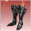 古代宝物の守護ブーツ