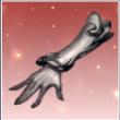 古代宝物の想像グローブ