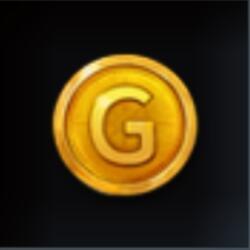 ゴールドアイコン
