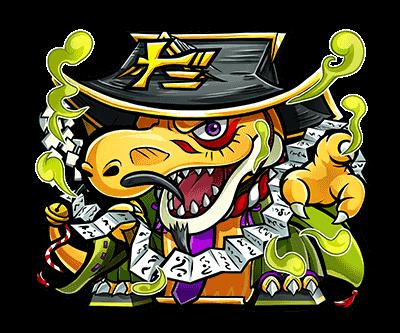 祭事の恐竜・ダイノリト