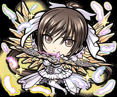 光明の熾天使・サクヤ
