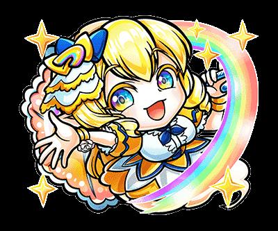 虹色の癒傘・ツユアケ