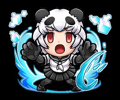 野生解放・ジャイアントパンダ