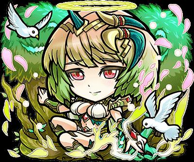 天憂の女神・ウレイア
