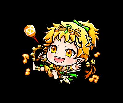 幸せの踊子・イロドリタイ