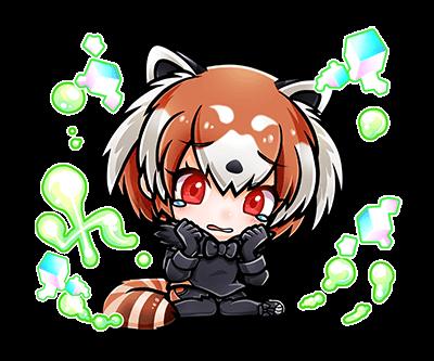 野生解放・レッサーパンダ