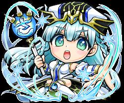 龍氷の賢者・サラ