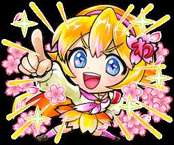 桜花の春・ワクワク
