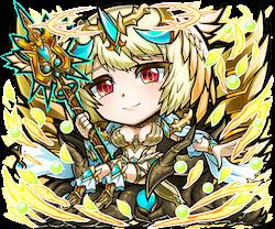 言霊の女神・イルミス