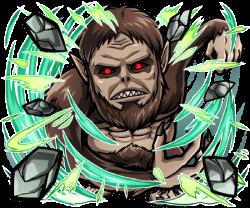 獣の巨人(反する者)