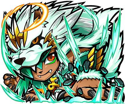 十闘神・ヨミドノ狼