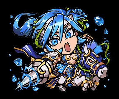 戦場の青き薔薇・シズク