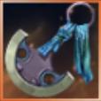 極アズウェル半月錘icon