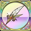 天使の羽のアイコン