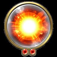 日輪斬のアイコン