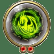 「竜の刻印」強化アイコン
