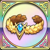 世界樹の王冠のアイコン