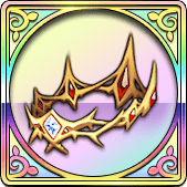 棘の王冠のアイコン