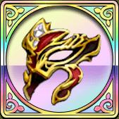 義賊の仮面のアイコン