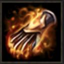 魔族のクロウアイコン