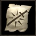 武器強化の巻物アイコン