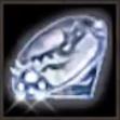 ドラゴンのダイヤモンドアイコン