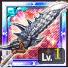 焔剣リオレウスのアイコン