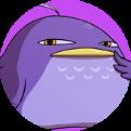 ヨコドリのアイコン