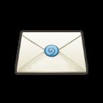 不幸の手紙のアイコン