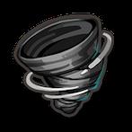 黒竜巻のアイコン