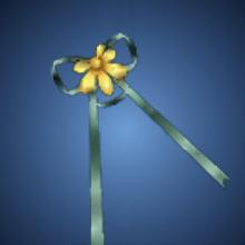 平和の花のイラスト