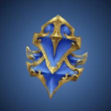 忠義のシンボルのイラスト