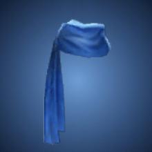 蒼海の腰布
