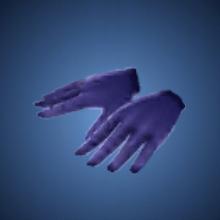 智将の指先のイラスト