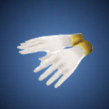 誓いの手袋