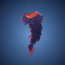 征服者の影のイラスト