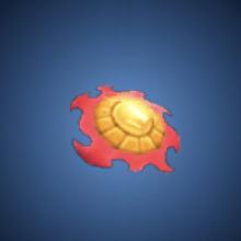太陽の焔飾り