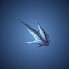大海の屑のイラスト