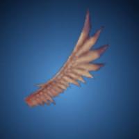 多頭獣の翼のイラスト