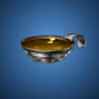 ゴールドオイルのイラスト