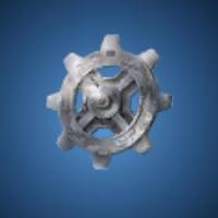 時空の歯車のイラスト